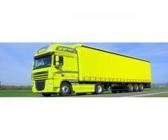 Работа за  влекачи / транспортни фирми вътрешно в Европа