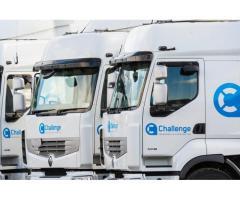 Шофьори на тежкотоварни превозни средства за постоянна работа в Ливърпул