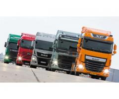 Шофьори на камиони за Австрия