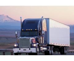 Шофьори на камиони в САЩ