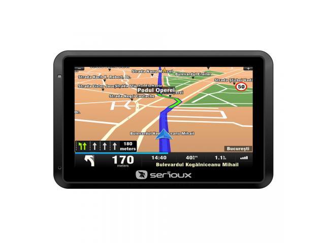 Навигационна система Serioux UrbanPilot Q550T2